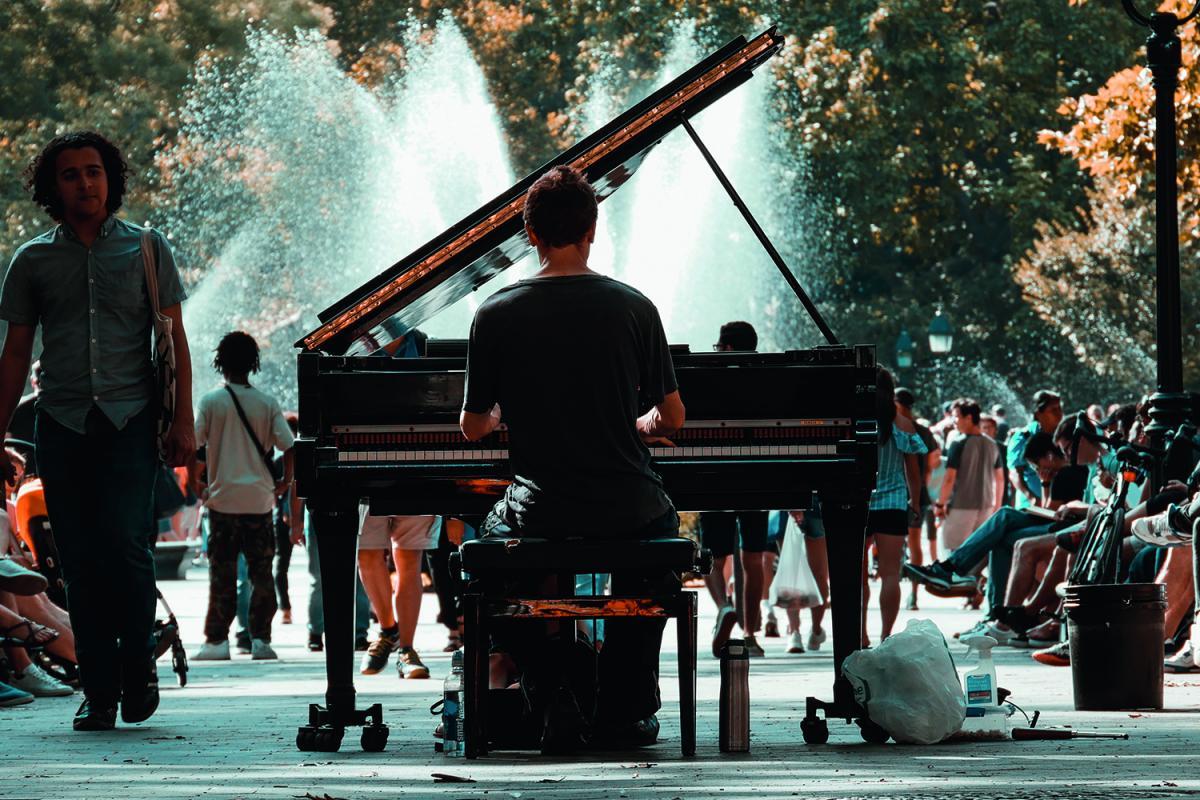 מוסיקה פסנתר